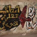 Hamza Abu Ayyash graffiti in Bethlehem