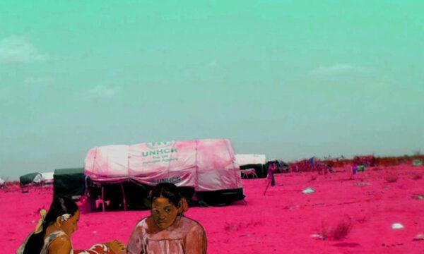 Tammam Azzam, 'Il bacio' di klimt ricostruirà la Siria