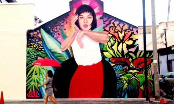 Meet the women redefining street art
