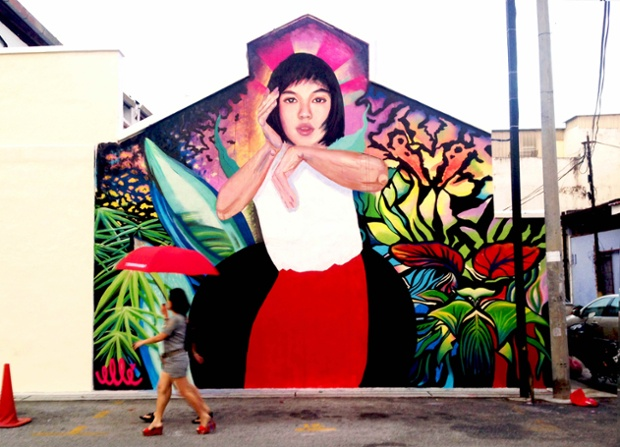 Meet the women redefining street art