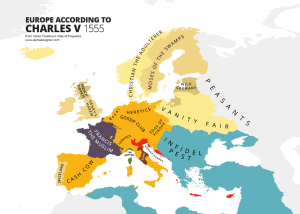 europe-according-to-charles-v