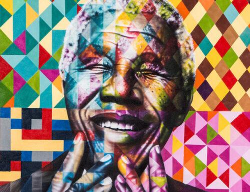 The big murals of Eduardo Kobra
