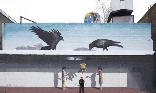 Tehran's answer to Banksy: Medhi Ghadyanloo hits Britain (By Jonathan Jones)