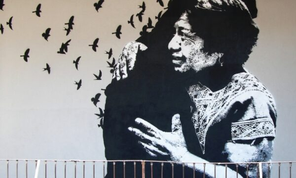Mexico's street art tells stories of grief, anger and resistance