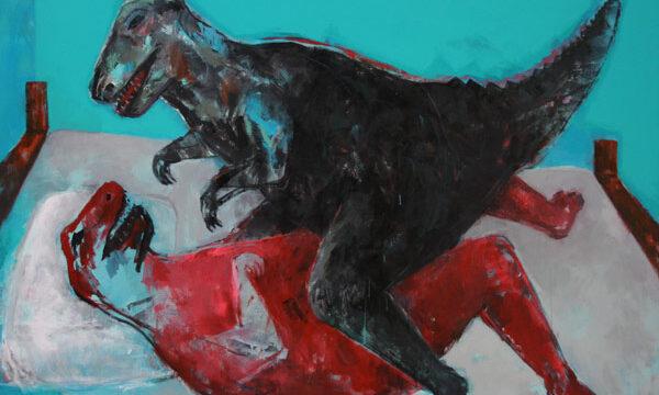 Fadi al-Hamwi and his captivanting art from Syria