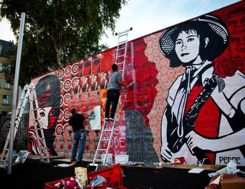 Google Street Art Project: 'We are not the mural police, we are the mural conservancy'