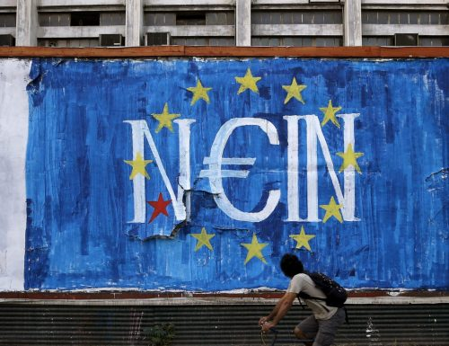 Greece's anti-austerity murals: street art expresses a nation's frustration