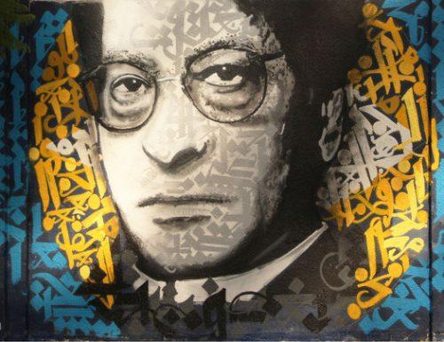 Spotlight on Yazan Halwani, Beirut's Street Artist