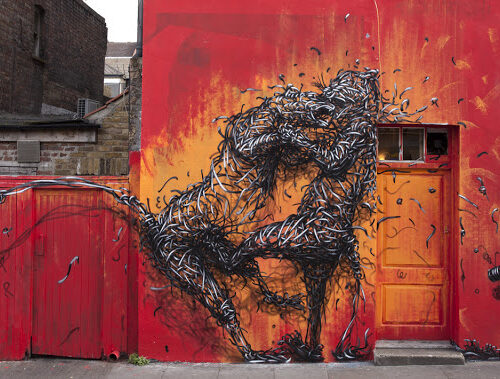 DALeast street artist